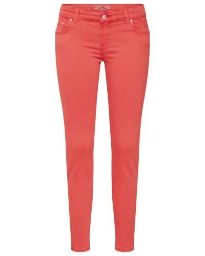 Jeans 'mina' pastellrot