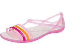 'Isabella' Sandaletten orange / pink / rosa