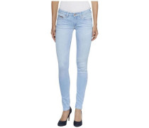 Jeans ´low Rise Skinny Sophie Dyelbst´ hellblau