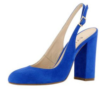 Sling Pumps blau