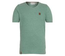 T-Shirt grün / mint