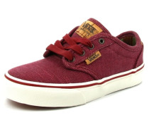 Sneaker Atwood Deluxe Textil rot