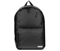 Rucksack 'All Star Rubber Backpack' 44 cm schwarz