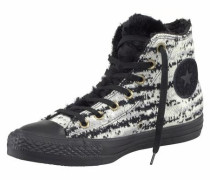 Sneaker 'Chuck Taylor All Star Holiday Party' grau / schwarz