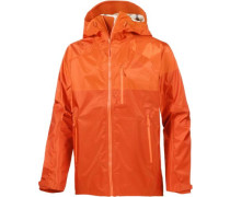 Fuseform Progressor Hardshelljacke orange