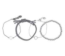 Vierteiliges Armband-Set