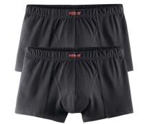 Boxer H.i.s (2 Stck.) schwarz