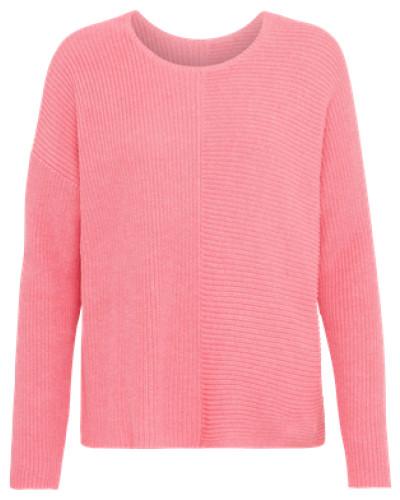Feinstrickpullover 'AvaK' pink