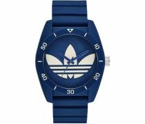 Quarzuhr »Santiago Adh3138« blau