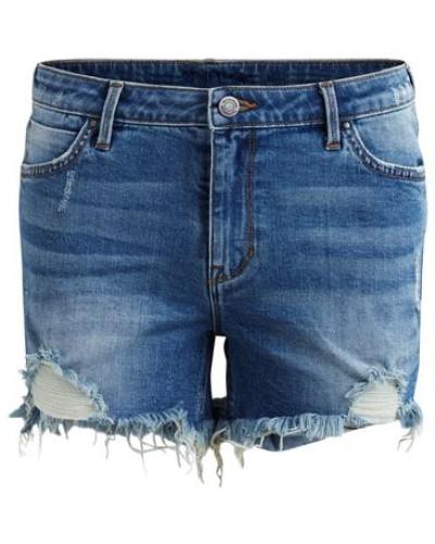 Denim-Shorts 'Vihint' blue denim