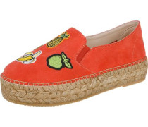 Serraje Slipper orange