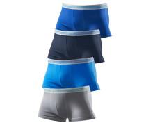 Hipster Authentic Underwear (4 Stck.) mischfarben