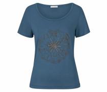 T-Shirt blue denim