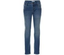 Slim Fit Jeans nitalexi blau