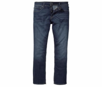 Regular-fit-Jeans »Clark« blau