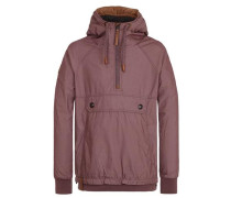 Male Jacket Cruiser braun / altrosa