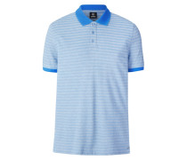 Polo-Shirt 'Wallace' blau