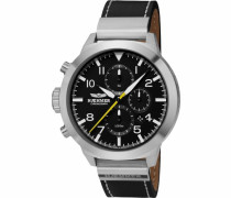Chronograph 'authentic' braun
