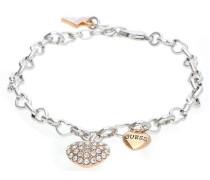 Armband Sweethearts Ubb81174 silber
