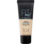 'Fit me! Matte+Poreless' Make-up nude