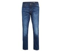 'Slim Jeans' blau