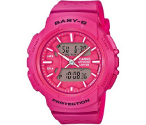Baby-G Chronograph 'bga-240-4Aer' pink