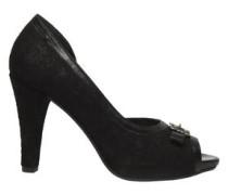 Schuh 6015 schwarz