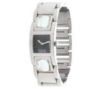Armbanduhr Es102252002 silber
