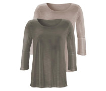 Shirts (2 Stück) grau