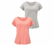 T-Shirts apricot