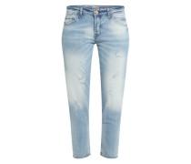 Ex-Boyfriend-Jeans blau