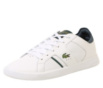 Sneaker 'novas' basaltgrau / weiß