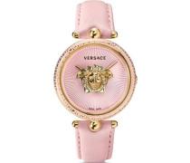 Schweizer Uhr »Palazzo Vco030017« goldgelb / rosa