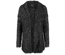 Strickjacke Cardigan Long Special Original grau