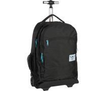 Urban Solid 2-Rollen Trolley Rucksack 52 cm Laptopfach