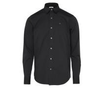 Hemd mit Kentkragen 'Original' schwarz