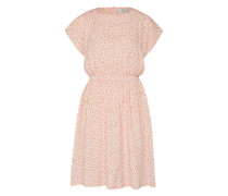 Kleid 'Linetta' orange / rosa