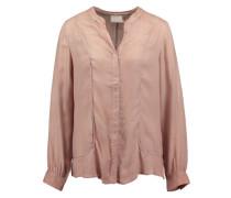 Bluse aus Viskose 'Carmen' pink