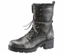 Shoes Schnürboots grau / dunkelgrau