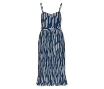 Kleid 'Calypso' dunkelblau / weiß