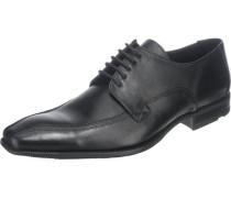 'Delong' Business Schuhe schwarz