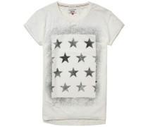 T-Shirt (mit Arm) 'thdw CN T-Shirt S/S 6' weiß