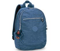 Clas Challenger Schulrucksack blau