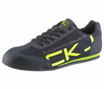 Sneaker »Cale« gelb / schwarz