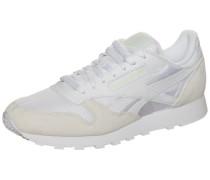 Leather GID Sneaker Herren weiß