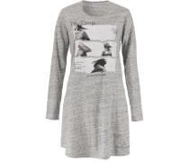 Nachthemd 'Anouk' graumeliert
