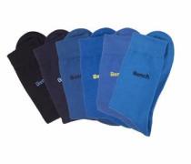 Socken ( Paar) himmelblau / hellblau / dunkelblau / schwarz