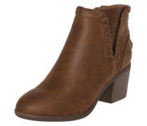 Ankle-Boots 'Noe' braun