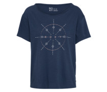 T-Shirt 'Mojitoparty' dunkelblau