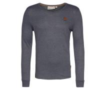 Sweatshirt 'Do the Ömer Dance' blau